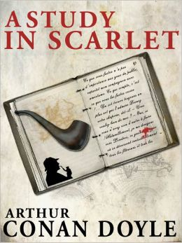 A Study in Scarlet, Sherlock Holmes #1 (Full Text)