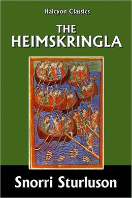 The Heimskringla by Snorri Sturluson