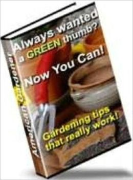 eBook about American Gardener - Learn the benefits of operating a hobby greenhouse