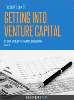The Best Book On Getting A Venture Capital Job