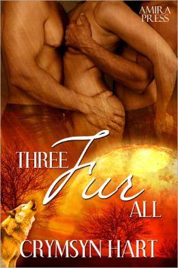 Three Fur All [Wolf Menage Erotic Romance]