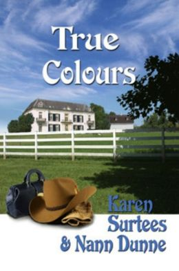 True Colours: Book 1 of the TJ & Mare Series