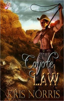 Coyote Law (Paranormal Historical Romance, Shape-shifter)