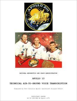 Apollo 13 Air-to-Ground Voice Transcription