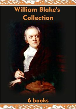 William Blake's Collection [ 6 books ]