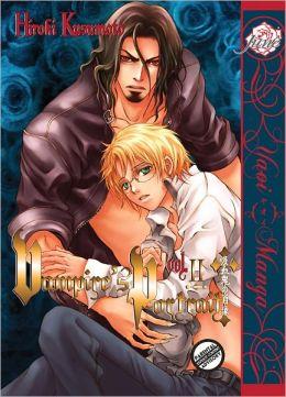 Vampire's Portrait Vol. 2 (Yaoi Manga) - Nook Edition