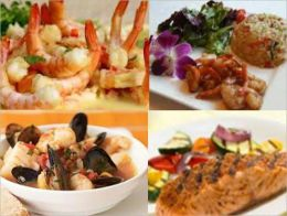 The Ultimate Collection Of Seafood Recipes: 1600 seafood recipes - Seafood is an important part of a healthy diet, so much so that the USDA has recommended that everyone should make seafood a major part of their diet.