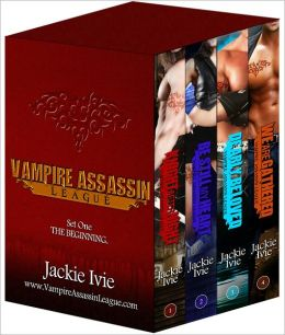 Vampire Assassin League Bundle: The Beginning