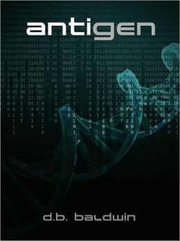 Antigen (New Adult Science Fiction)