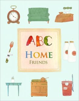ABC Home Friends : ABC book for kids
