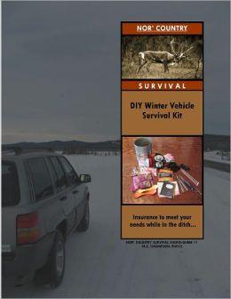 DIY Winter Vehicle Survival Kit