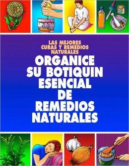 BOTIQUIN ESENCIAL DE REMEDIOS NATURALES