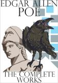 Book Cover Image. Title: Edgar Allan Poe:  The Complete Works, Author: Edgar Allan Poe