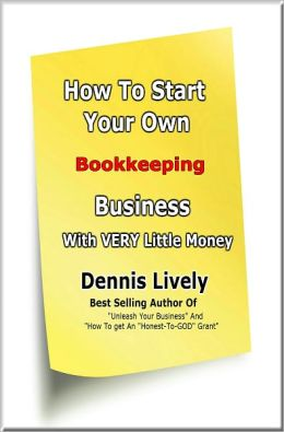 How To Start Your Own Bookkeeping Business With VERY Little Money