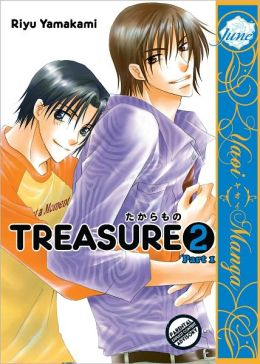 Treasure vol.2 Part1 (Yaoi Manga) - Nook Color Edition