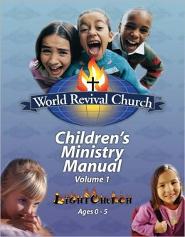 Children's Ministry Manual
