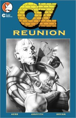 OZ: Book 2 - Reunion Part 2 (Graphic Novel)