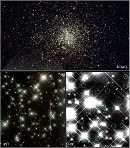 Hubble Uncovers Oldest