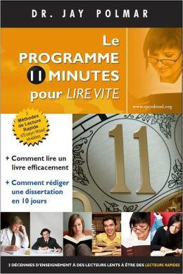 El Programme 11 Minutes Por Lire Vite