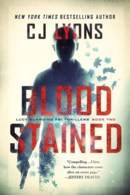 BLOOD STAINED: A Lucy Guardino FBI Thriller