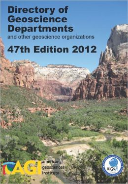 Directory of Geoscience Departments 47th Ed