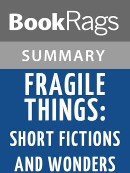 Fragile Things by Neil Gaiman l Summary & Study Guide