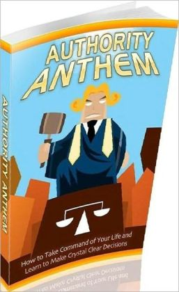 Authority Anthem - Study Guide own thinking ebook...