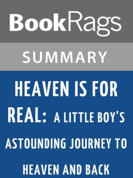 Heaven Is For Real by Todd Burpo l Summary & Study Guide