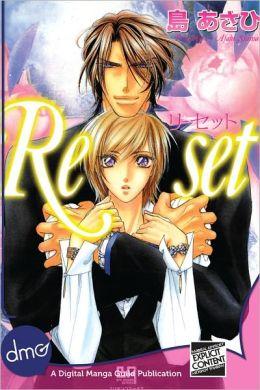 Reset (Yaoi Manga) - Nook Color Edition