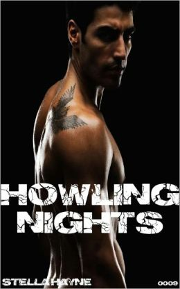 Howling Nights (Gay Werewolf Fantasy Erotica, M/m)