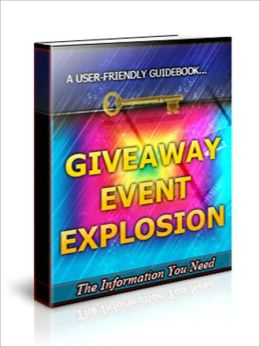Giveaway Event Explosion