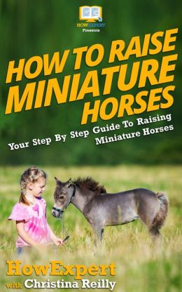 How To Raise Miniature Horses - Your Step-By-Step Guide To Raising Miniature Horses