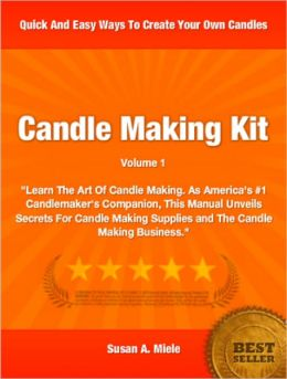 Candle Making Kit;