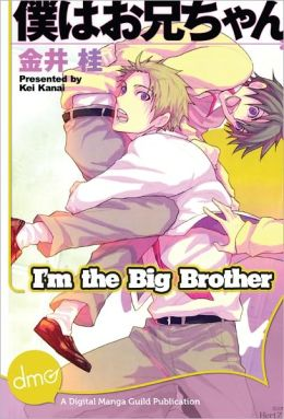 I'm The Big Brother (Yaoi Manga) - Nook Color Edition