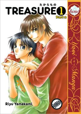 Treasure vol.1 Part2 (Yaoi Manga) - Nook Color Edition