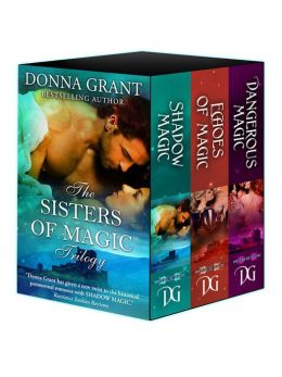 Sisters of Magic Boxed Set (Books 1 - 3)