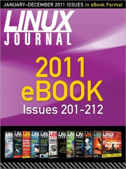 Linux Journal 2011 eBook