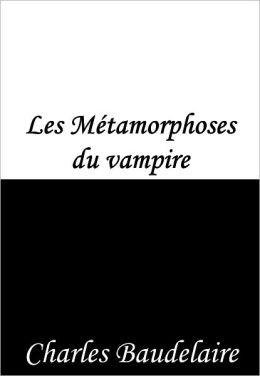 Les Métamorphoses du vampire