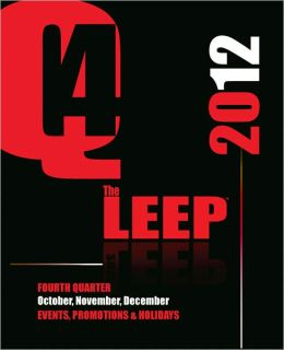 Q-LEEP: Events, Promotions & Holiday Calendar for Q4 2012
