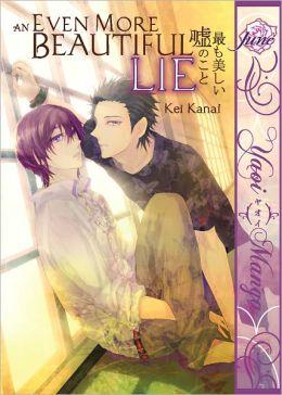 An Even More Beautiful Lie (Yaoi Manga) - Nook Edition