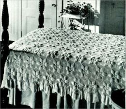 6 More Wonderful Crochet Patterns for Bedspreads