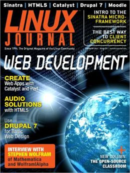Linux Journal February 2012