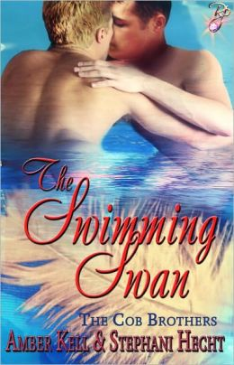 The Swimming Swan (Gay Erotic Fairytale, Cob Brothers Series)