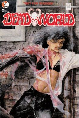 DeadWorld Vol. 1 #14