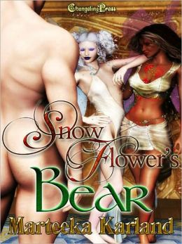 The Magical Forest: SnowFlower's Bear