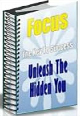 Focus - The Key To Success