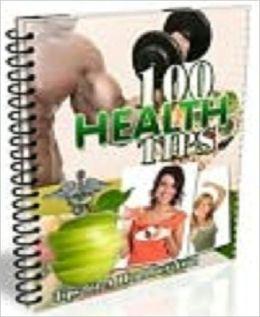 100 Health Tips