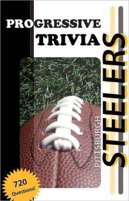 Pittsburgh Steelers Football: Progressive Trivia