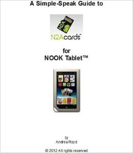 N2A Cards for NOOK TABLET