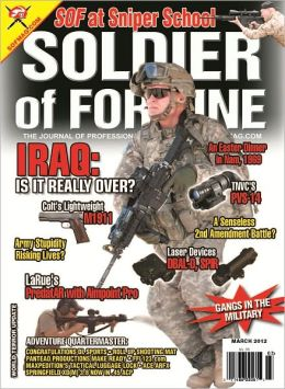 Soldier of Fortune - March 2012